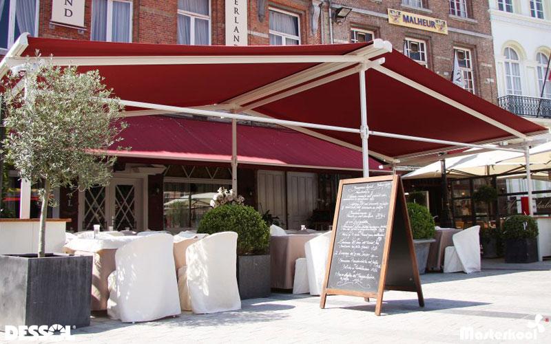 Toldos plegables para terrazas top la instalacin del - Toldos plegables para terrazas ...