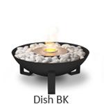 EcoSmart Fire Dish BK
