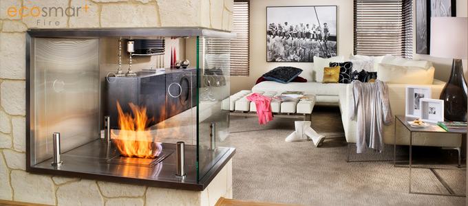 Ecosmart zeta fireplace price fireplaces - Chimeneas de biotanol ...