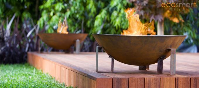 Global exteriores estufas de bioetanol - Chimeneas para jardin ...