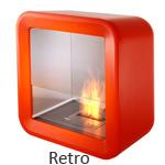 EcoSmart Fire Retro