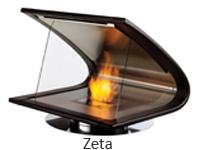 EcoSmart Fire Zeta