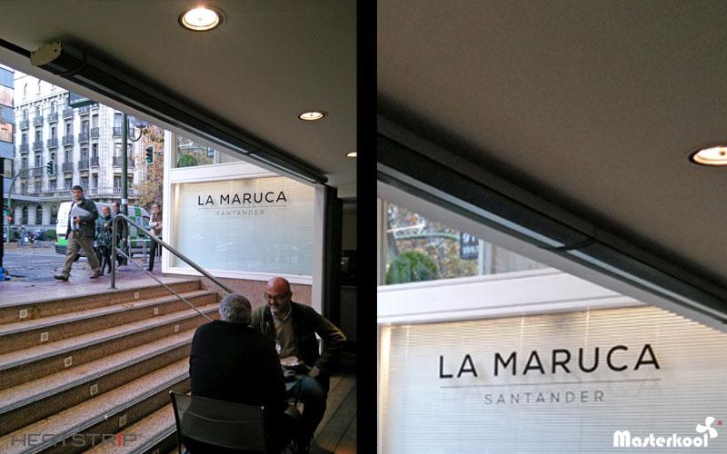 Restaurante la maruca beautiful vista general del - Restaurante la maruca ...