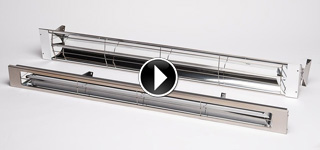 Infratech Heaters - Video