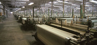 Nebulización para la Industria Textil